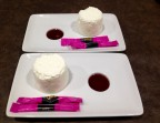 Photo Faisselle (sucre et coulis fruits rouges) - Le Marsala